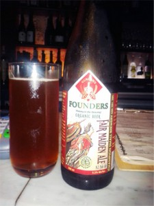 Founders Fair Maiden Ale