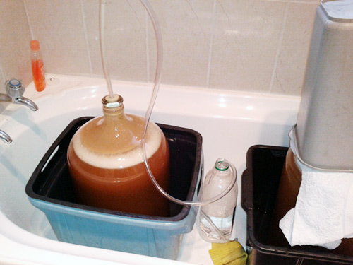 Alternative to an overflowing airlock